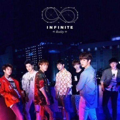 INFINITE - Reality (5th Mini Album)