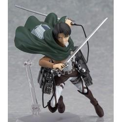 Ataque a los titanes - Figura de Levi