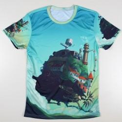 El castillo ambulante - Camiseta Unisex