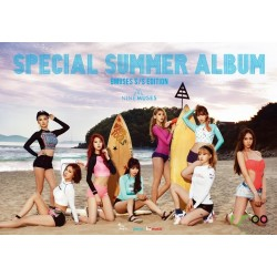 NINE MUSES - 9 MUSES S/S EDITION (Special Summer Album)