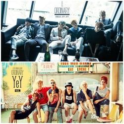 BEAST B2ST - Ordinary (8th Mini Album) Versión A o B