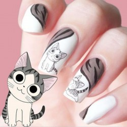 Nail Stickers - Chi Sweet Home