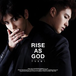 TVXQ - Rise As God (Black Ver./White Ver.)