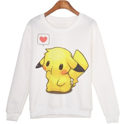 Sudadera Pikachu Cute