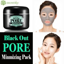 [Secret Key] - Black Out Pore Minimizing pack 100ml