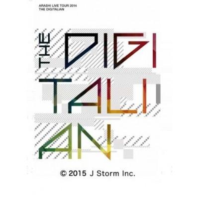 Arashi Live Tour 2014 The Digitalian DVD Edición Especial
