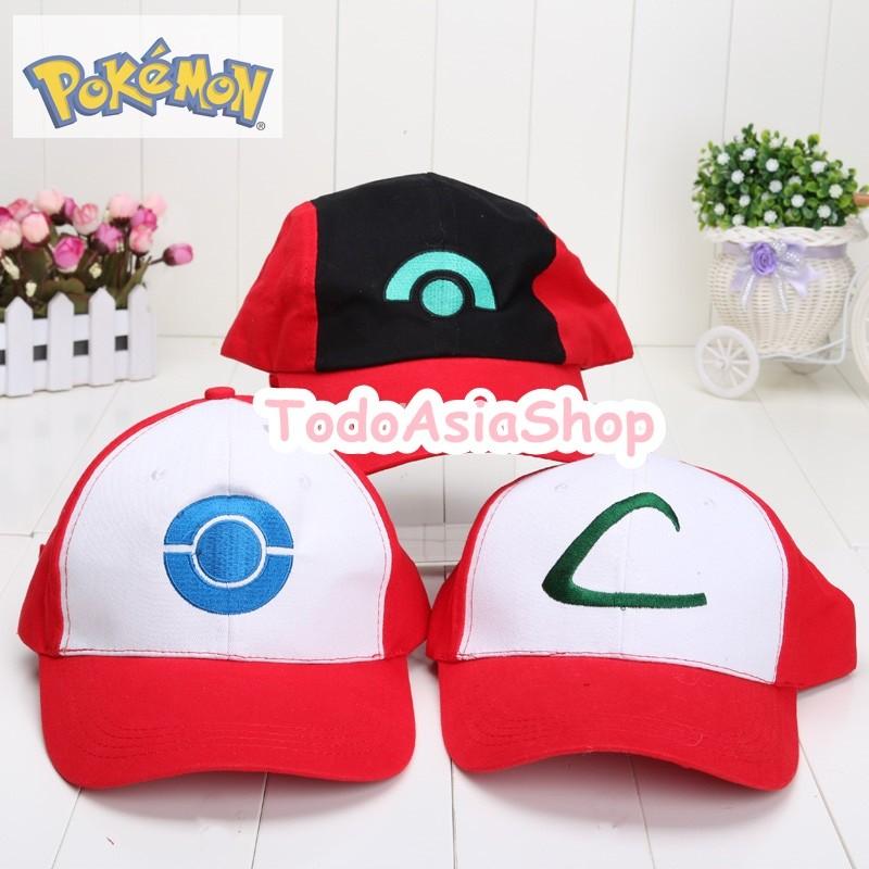 b725ea3b7548e Pokemon - Gorra Ash Ketchum