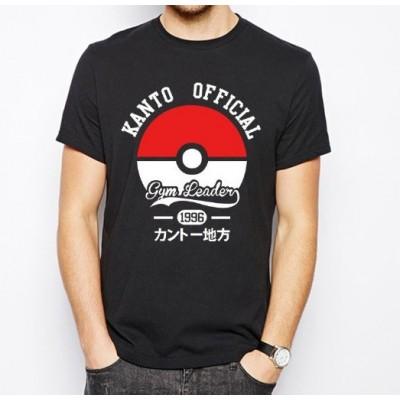 Pokemon - Camiseta Lider de gimnasio
