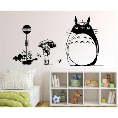 Vinilo Decorativo Totoro