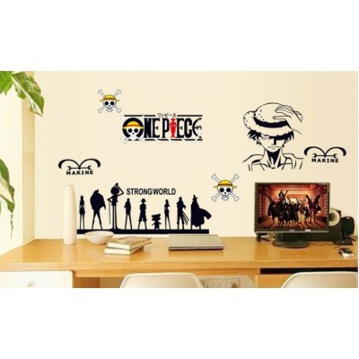 One Piece - Vinilo Decorativo