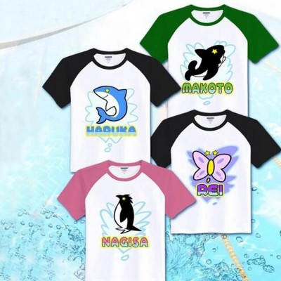Iwatobi Swim Club - Camiseta Unisex