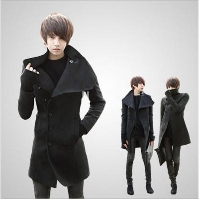 Abrigo largo korean style