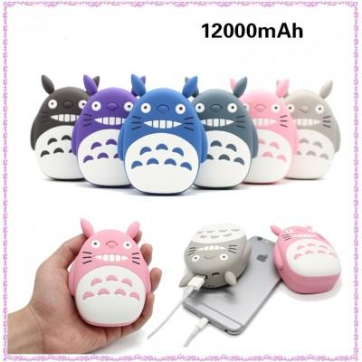 Totoro - Power Bank 12.000 mAh