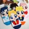 Calcetines Sailor Moon ( 6 pares)