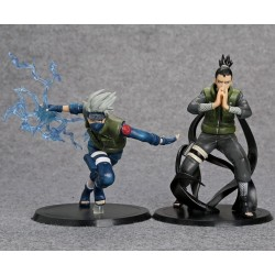 Naruto - Figura de Nara Shikamaru y Hatake Kakashi