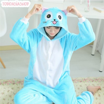 Fairy Tail - Kigurumi de Happy