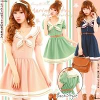 Vestido Lolita - 3 colores a elegir