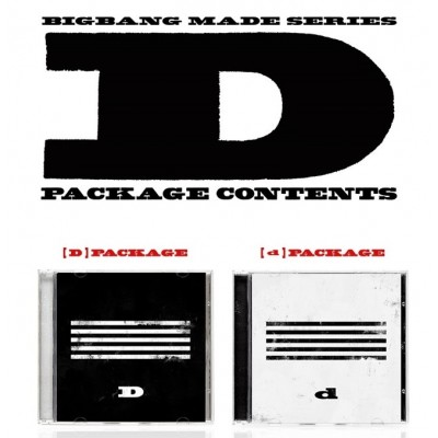 BIGBANG - MADE SERIES [D]