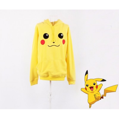 Sudadera Pikachu con gorro