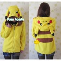 Chaqueta polar de Pikachu