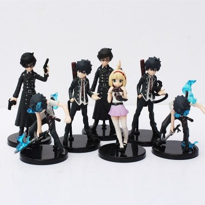 Ao No Exorcist - Pack de 7 figuras