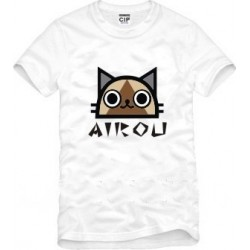 Camisa Monster Hunter - Airou