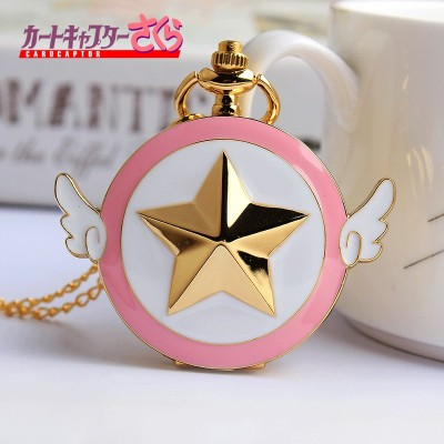 Colgante Reloj de Sakura Card Captor