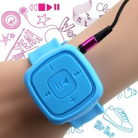 Reproductor MP3 de Pulsera