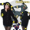 Pokemon - Sudadera Polar Umbreon
