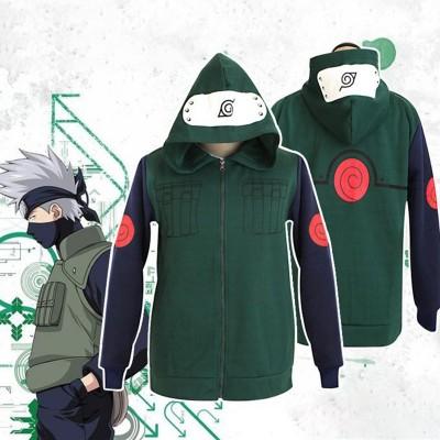 Naruto - Sudadera Hatake Kakashi