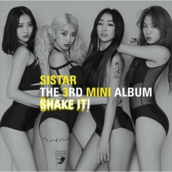 SISTAR - Shake It (3rd Mini Album)
