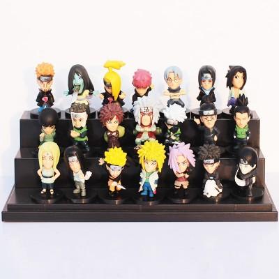 Naruto - Set de 21 figuras