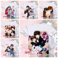 Sekai-ichi Hatsukoi - Camiseta Unisex