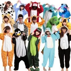 Kigurumis, pijamas de animales