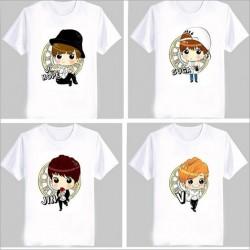 Kpop Camisetas BTS chibi