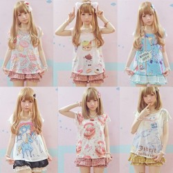 Camisetas Super Cutes ♥