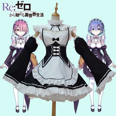 Re:Zero - Cosplay Rem o Ram