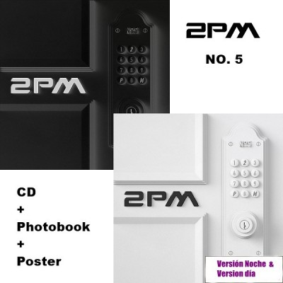 2PM - [NO.5] 5th Album