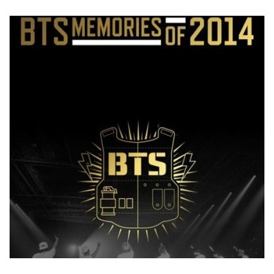 BTS MEMORIES OF 2014