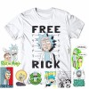 Rick and Morty - Camiseta varios modelos