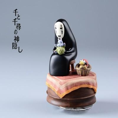 El viaje de Chihiro - Caja Musical Kaonashi