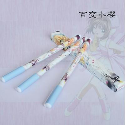 Boligrafos de Sakura Card Captor