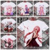 Camiseta Mirai Nikki - Varios Modelos