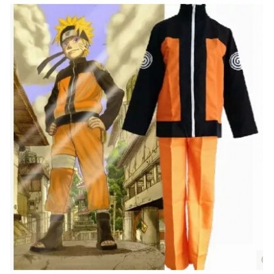 Cosplay de Naruto