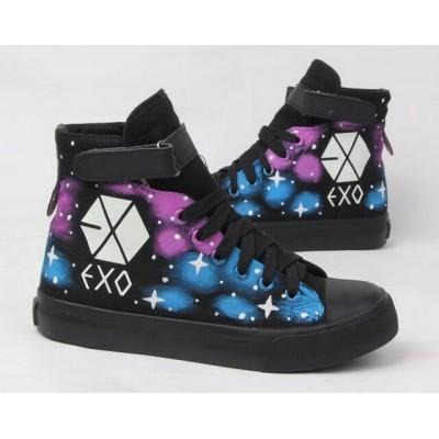 Kpop, Zapatillas EXO