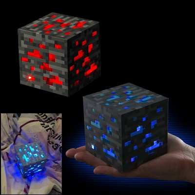 Minecraft - Lampara de Redstone
