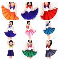 Vestido Sailor - Varios Modelos