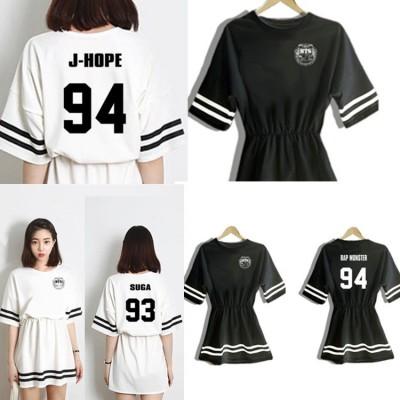 KPOP - Vestido BTS varios modelos