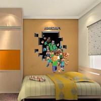 Minecraft - Vinilo Decorativo Varios Modelos