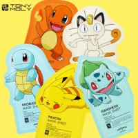 [Tony Moly] Mascarillas Edicion Especial Pokemon